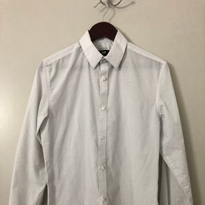 3 H&M Slim Fit Easy-iron Shirts Small (S) HM